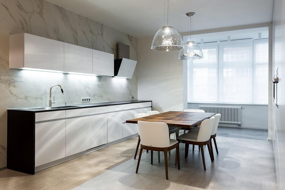 кухни в стиле минимализм фото реальных кухонь настали совсем другие
